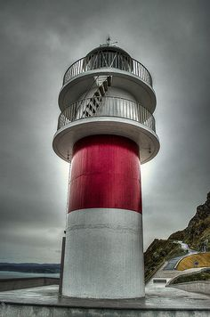 Ortegal lighthouse