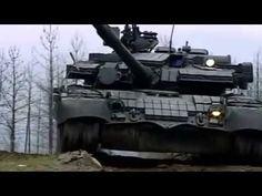 Russische Armee / Super Panzer T-90 / 2013 - YouTube