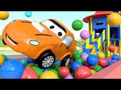 Echipa constructorilor - Groapa cu mingi - Orasul Masinilor 🚧 Desene pentru copii - YouTube Design Concepts, Toys, Youtube, Activity Toys, Clearance Toys, Gaming, Games, Youtubers, Toy