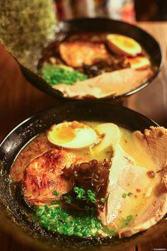 #Ramen Keisuke Tori King #blog #moonberry #food