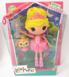 Lalaloopsy Allegra Leaps N Bounds