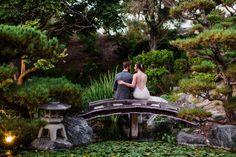 @stacymphoto Brewery Wedding, Garden Bridge, San Diego, Floor Plans, Outdoor Structures, Weddings, Mariage, Wedding, Marriage