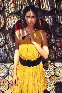 Fashion Oracle: Viva Mexico