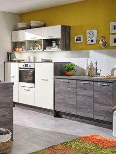 Schon Auch In Deiner Küche Kannst Du Helle Und Dunkle Töne Perfekt Miteinander  Kombinieren. Durch Den Einsatz Von Farbe Kannst Du Zudem Tolle Akzente  Setzen, ...