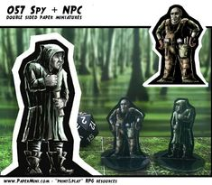 More minis on my patreon www.PaperMini.com Dungeons And Dragons, Minis, Darth Vader, Miniatures, Paper, Fictional Characters, Fantasy Characters