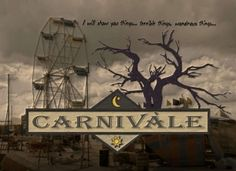 Carnivale - HBO - started re-watching this cool show