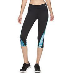 Women's FILA SPORT® Wanderlust Capri Running Leggings