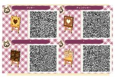 Animal Crossing: New Leaf & HHD QR Code Paths #4 of 4 sets Last One<-