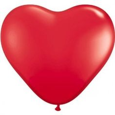 Red Heart Shaped Latex Balloons (Pack of 20). These are solid #redcoloured #heartshaped latex balloons and can inflate upto 12 inches. These balloons are a highlight for decoration of #valentinesday, #birthday, #anniversary or any occasion. Just inflate with air or helium and make your venue beautiful with these premium quality balloons! #PartyProduct