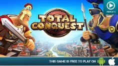 Total Conquest - Free On Android & iOS - Gameplay Trailer