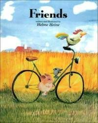 friends helme A Giant List of Books about Friendship