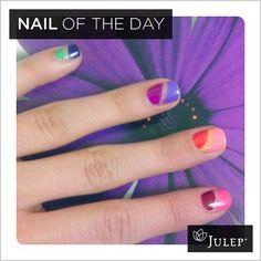 Nail of Day @Julep
