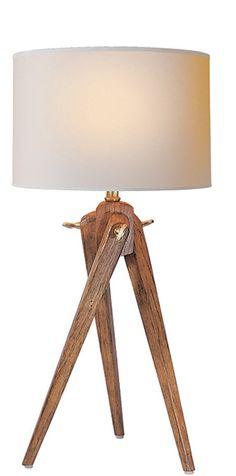 TRIPOD TABLE LAMP