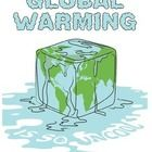 This activity allows students to analyze a climate graph and create one of their own with the data provided. Please remind them to use blue for pre... Global Warming Drawing, Global Warming Project, Global Warming Poster, Global Warming Climate Change, Effects Of Global Warming, Environmental Posters, Protest Posters, Climate Action, Climate Control