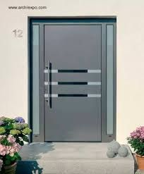Image result for wooden entrance modern doors