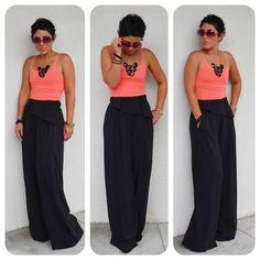 Super Bad DIY Pants + Pattern Review Burda 7195  Fashion, Lifestyle, and DIY