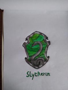 Harry Potter- slytherin house🐍 Slytherin House, My Drawings, Harry Potter, Slytherin