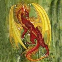 Free Machine Embroidery Designs, Custom Embroidery, Embroidery Thread, Fantasy Creatures, Mythical Creatures, Wood Burning Art, Free Design, Harry Potter, Dragons