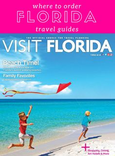 Read on to discover where you can order print brochures, wherever you're dreaming of going in the Sunshine State. Visit Florida, State Of Florida, Florida Vacation, Florida Travel Guide, Sunshine State, Brochures, Travel Guides, Order Prints, Trip Planning