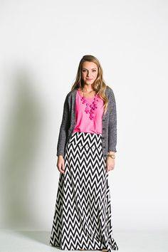 LuLaRoe maxi skirt.  http://www.lularoe.com/maxiskirts @Tiffany Thompson look at lularoe's website....I'm obsessed w their maxi skirts
