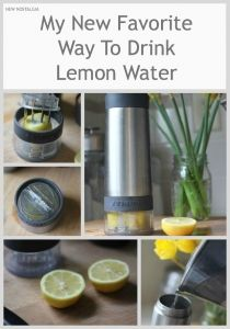 New Nostalgia – 5 Reasons To Drink Lemon Water In The Morning