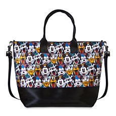Dream Purse- Mickey Mouse Best Friends Forever Streamline Tote by Harveys - Medium