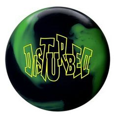 Roto Grip Disturbed.  I bought this ball from a buddy of mine for $ 50.  I like it.