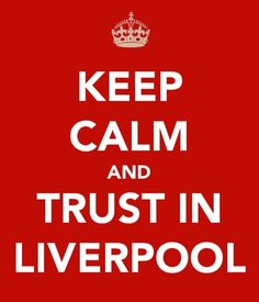 Keep Calm - Liverpool FC