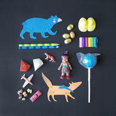 Playful goodies