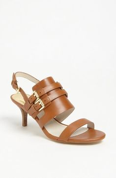 MICHAEL Michael Kors 'Melanie' Sandal available at #Nordstrom