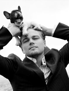 Leo and pup