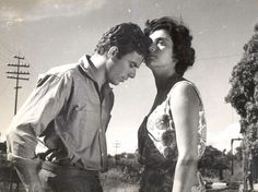"from the film ""Porto das Caixas"", 1962, by Paulo César Saraceni"