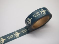 Washi Tape  Air Mail 10M by pikwahchan on Etsy, $2.70