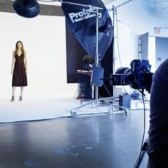 Behind the scenes at the #DerekLam #DesigNation photo shoot. #Kohls