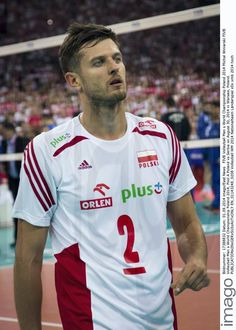 Michal Winiarski - Fotos kaufen | imago images S Man, Volleyball, Sports, Mens Tops, T Shirt, Image, Hs Sports, Tee Shirt, Sport
