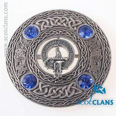 Hunter Clan Crest Pl