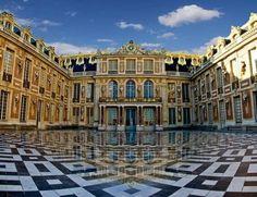 Château de Versailles, France. One of my favorite places.
