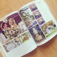 "Totally in love with our ""Classic Romance"" styled shoot featured in Arizona's Finest Weddings Magazine.  Fresh off the press! Flowers by the amazing @gardengateflowers #nozzastudio #nozzaink #paperandpetalsaz #gilbert #arizona #weddings #donkey #ivory #blush #champagne #press #featured"