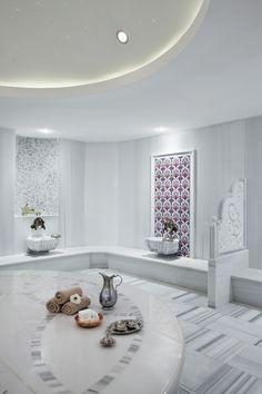 Here is Relaxation..... a Turkish Bath... Ahhhhhhhhhhhh   :)