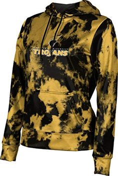 Camo School Spirit Sweatshirt ProSphere Niagara University Girls Zipper Hoodie