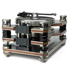 The World's Only Counterbalanced Turntable - Hammacher Schlemmer