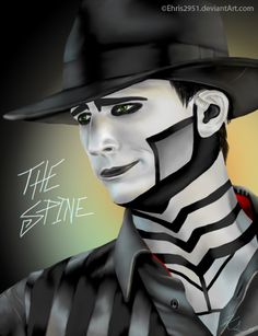 The Spine from Steam Powered Giraffe