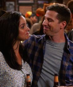 Bucket list- find the jake to my Amy, although honestly I'm kinda both of them Andy samberg Melissa Fumero Brooklyn Nine Nine Funny, Brooklyn 9 9, Series Movies, Movies And Tv Shows, Tv Series, Charles Boyle, Jake And Amy, Jake Peralta, Andy Samberg