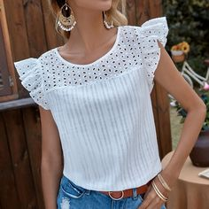 Formal Tops, Beautiful Blouses, Contemporary Fashion, Clothing Patterns, Blouse Designs, Chiffon Tops, Casual Looks, Casual Outfits, Fashion Looks