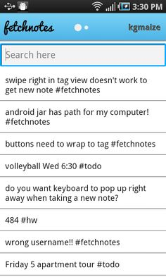 Fetchnotes launches its slick note-taking app for iOS, Android, and the Web