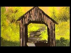 S10E13 Lakeside Cabin - (Bob Ross) - YouTube