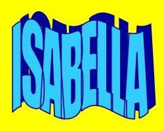 ISABELLA UN NOME STUPENDO DAL SIGNIFICATO MERAVIGLIOSO Dunque oggi possiamo parlare di un altro nome e della sua origine molto antica, di Isabella e cioè di un nome di donna, esclusivamente di donna ma che è davvero diffusissimo in Italia e nel resto del mondo grazie anche a personaggi storici che lo hanno portato come principesse e regine. Dunque quante sono le donne che lo portano nel nostro Paese e soprattutto da quale vocabolo e da quale lingua p #isabella #nome #etimol