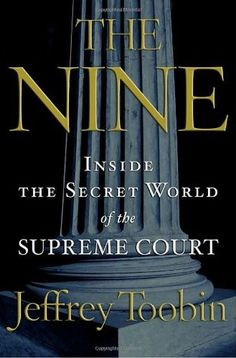 DAYTIME April 14th. The Nine: Inside the Secret World of the Supreme Court by Jeffrey Toobin. Meeting in the Library Theatre Conference Room at 10:30. Put a copy of the book on hold here: http://vulcan.bham.lib.al.us/search/X?SEARCH=the+nine+toobin&SORT=D&searchscope=1