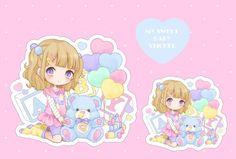 my-sweet-baby-bear-sticker - PHOOEY SHOP