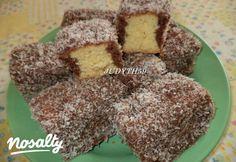 Pihe-puha kókuszos kocka | Nosalty Krispie Treats, Rice Krispies, Sweet Tooth, Cookies, Chocolate, Cake, Food, Christmas, Cooking Recipes